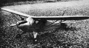 Aeromodelo Antigo 90 AF