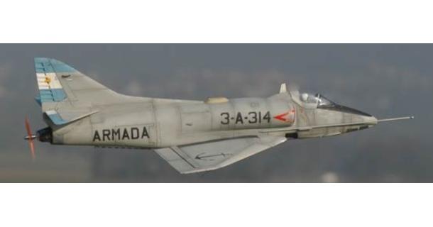 "Resultado de imagen para Douglas A-4Q ""SKYHAWK"" 3A 314"