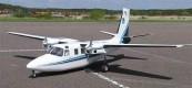 Aeromodelo Aero Commander Bimotor