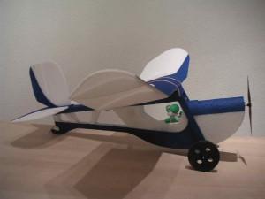 Aeromodelo Treinador Slowly