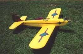 Aeromodelo Astro Hog Asa Baixa de velocidade