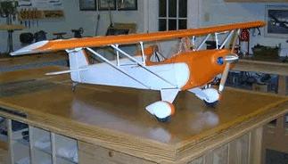 Aeromodelo Baby Ace