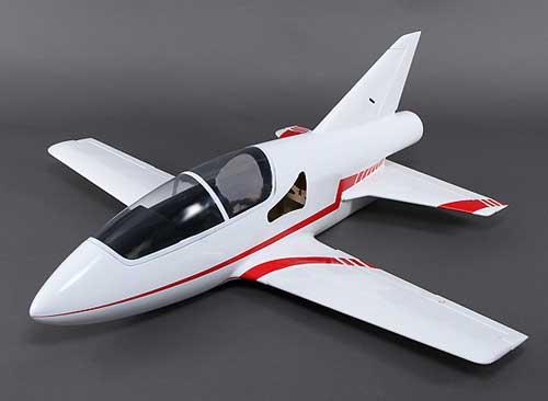 Planta do Aeromodelo Bd-5