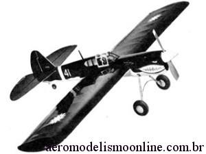 Aeromodelo Black Tiger