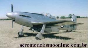 Aeromodelo CA-15 Kangaroo