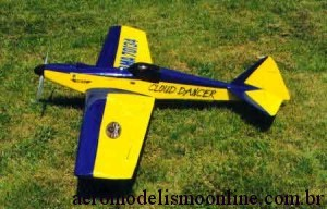 Aeromodelo Cloud Dancer