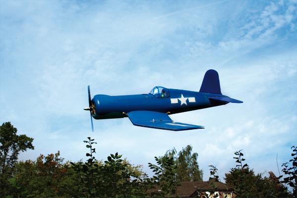 Aeromodelo Warbird Corsair F4U