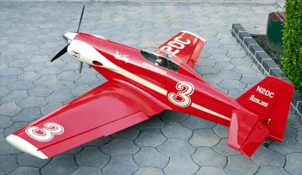 Aeromodelo Cosmic Wind Asa Baixa