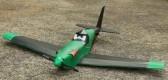 Aeromodelo FT Slinger inspirado no filme Aviões da Disney