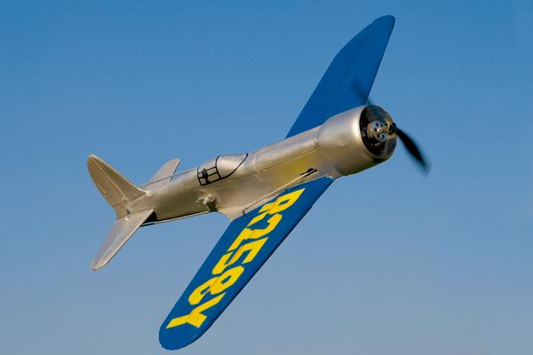 hughes h-1 um aeromodelo de velocidade