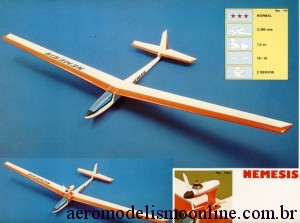 planador nemesis