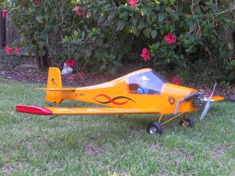 Aeromodelo Colomban