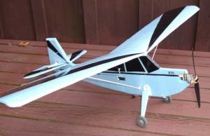 Aeromodelo STC - Shock Flyer - Treinador