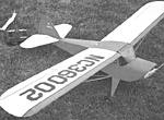 Aeromodelo Taylor Craft
