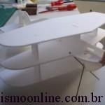 Aeromodelo Tripplex de 3 Asas