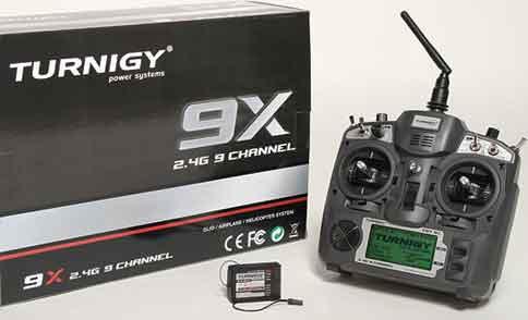 Radio Transmissor Turnigy 9X