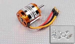 motor elétrico para aeromodelos turnigy-d3542