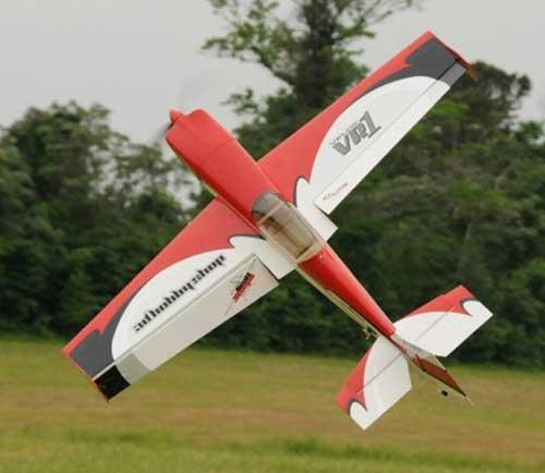 Aeromodelo Giant Velox Revolution Acrobático