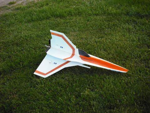 Jato de Depron - Viper - Shockflyer